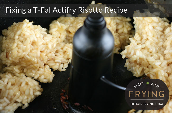 4.-Fixing-a-T-Fal-Actifry-Risotto-Recipe-after-50-minutes