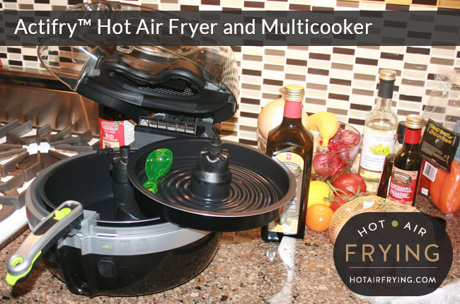 Actifry™ Hot Air Fryer and Multicooker