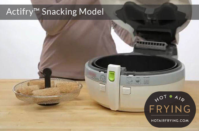 Actifry-Snacking