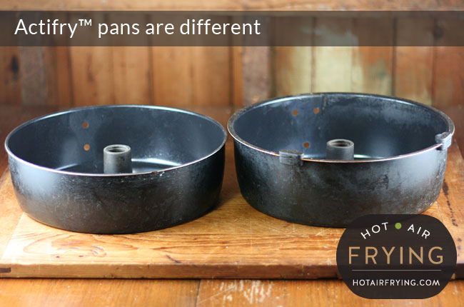 Actifry-pans-are-different