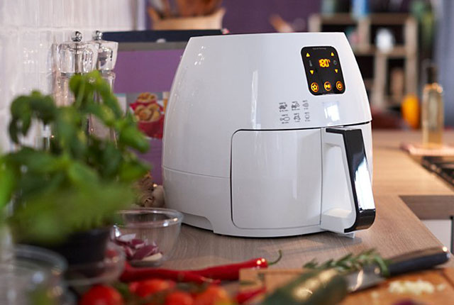 Philips Avance Airfryer XL white