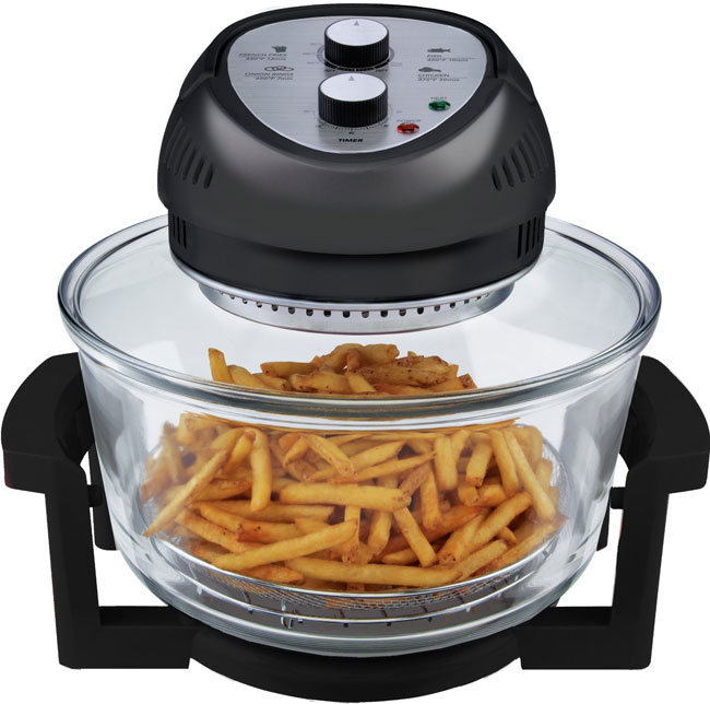 Big Boss Oil-Less Fryer (1300-watt / 16-Quart)