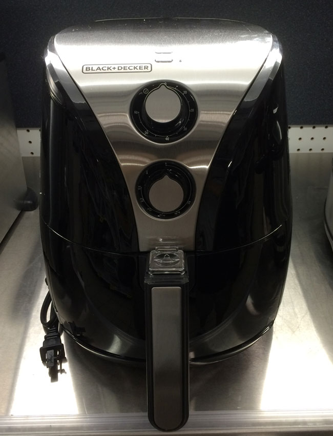 Black-and-Decker-Airfryer