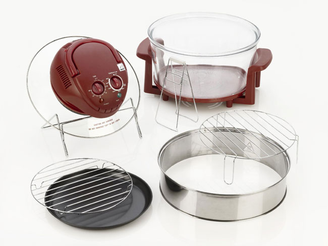 Fagor Halogen Tabletop Oven, accessories