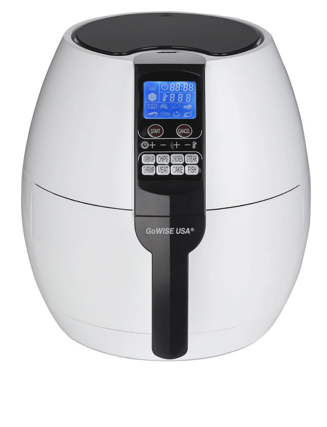Gowise Usa 8 In 1 Electric Air Fryer