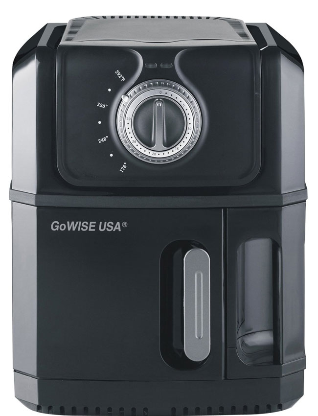 Go Wise Air Fryer large 3.2 quart / litre size