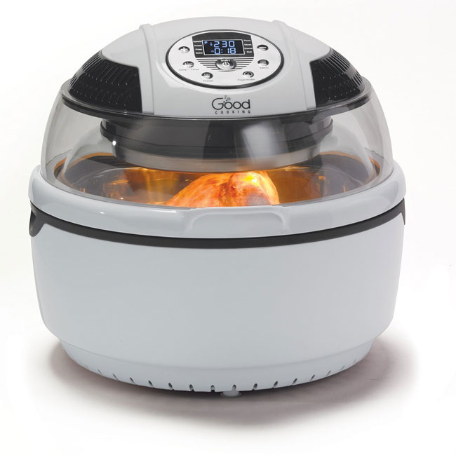 Air Fryer and Rotisserie Multi Cooker