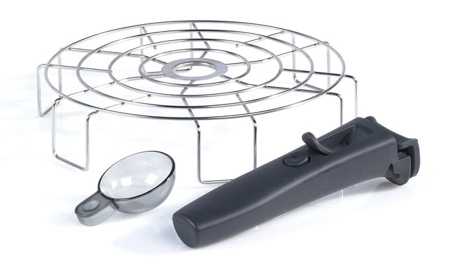 Halo Plus cooking rack