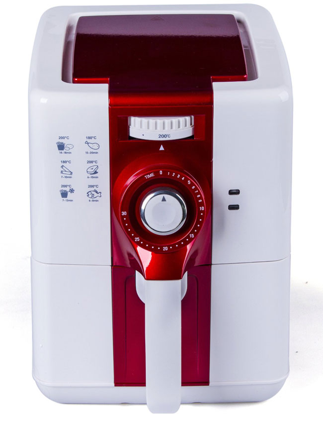 Kendal Oilless Fryer red square model