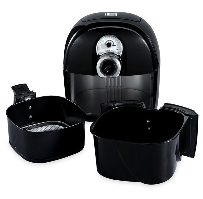 Living Basix JetFry Digital Oil-Free Fryer
