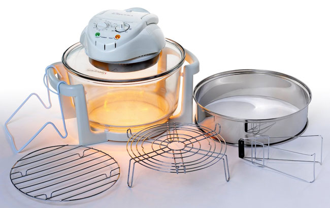 Countertop Halogen Convection Oven : Secura Halogen Infrared Turbo Convection Countertop Oven - Hot Air ...