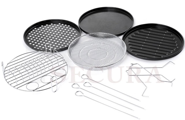 Secura-Turbo-Oven-Complete-Accessory-Set