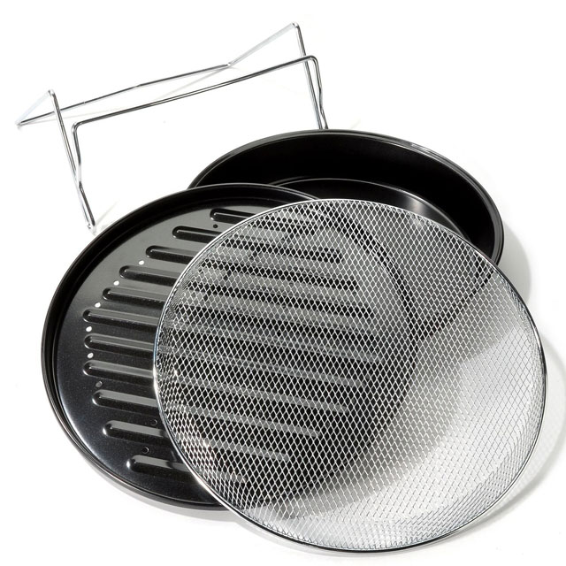 Sharper Image Super Wave Oven Grilling Accessories