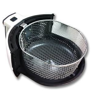 Sonya Air Fryer showing all mesh basket