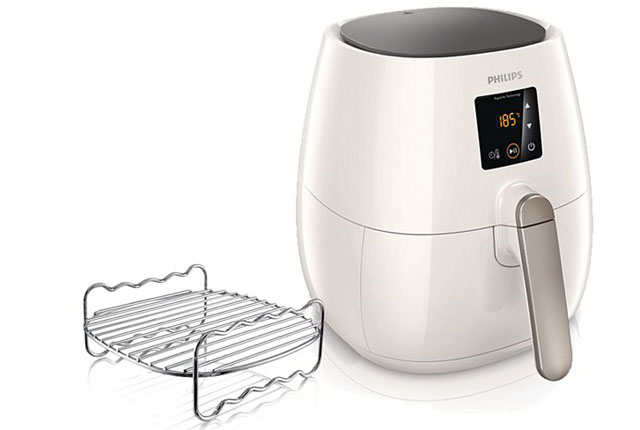Philips Viva AirFryer (Digital) with cooking rack