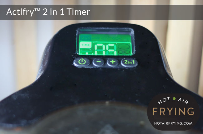 actifry-2-in-1-timer