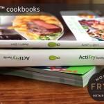 Actifry Recipe Books