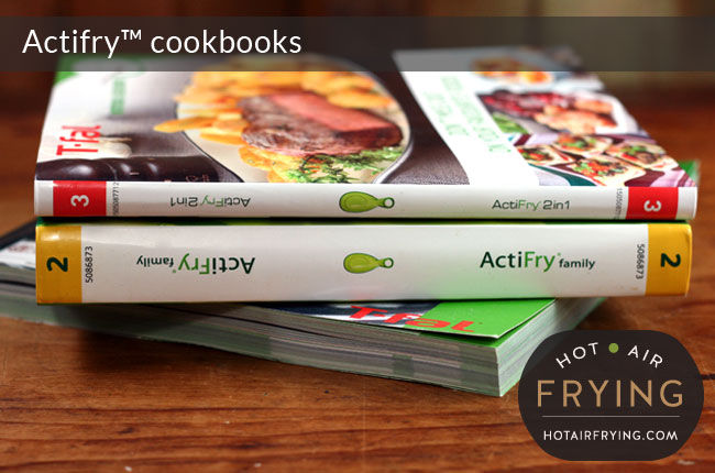 actifry-cookbooks