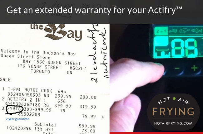 actifry-extended-warranty