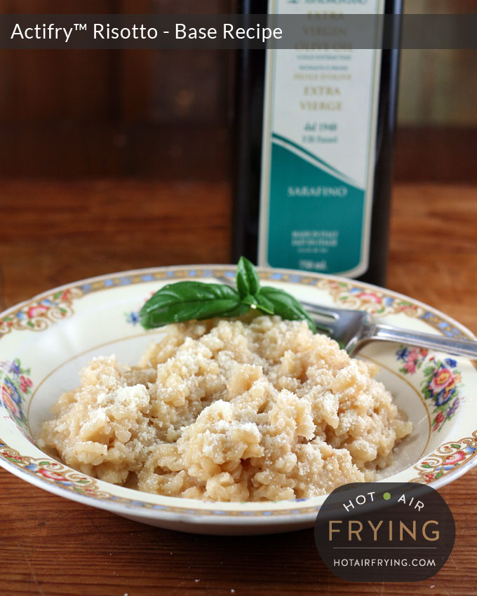 Actifry Risotto - Base Recipe
