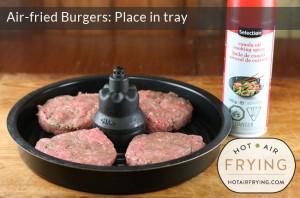 air-fried-burgers