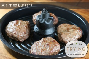 air-fried-burgers
