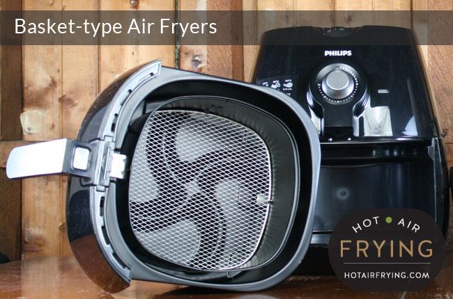 basket-type-air-fryers