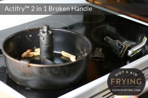 broken-actifry-pan-handle-2-in-1