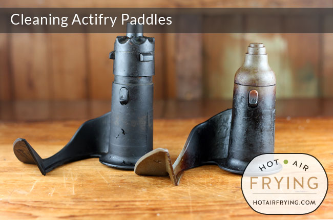 cleaning-actifry-paddles