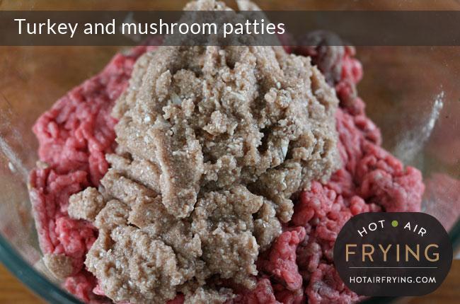 turkey-and-mushroom-patties