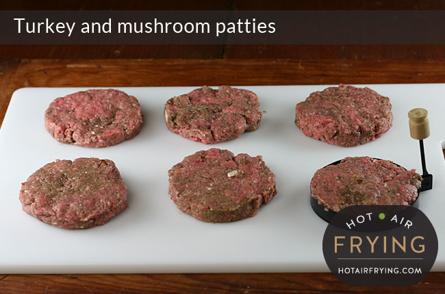turkey-and-mushroom-patties-